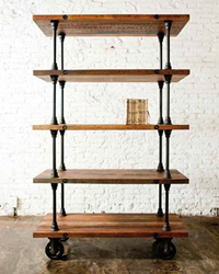 V21 5-Tier Shelving Unit HGDA136 From Nuevo Living
