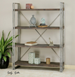 Greeley Metal Etagere 24396 From Uttermost