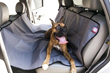 Grey Universal Waterproof Hammock Back Seat Cover By Majestic Pet Products 78899500009