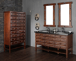 Tacoma 60 Double Bathroom Vanity With Cabinet 350-V60D-SWS from James Martin Furniture