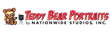 Teddy Bear Portraits Logo