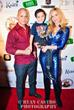 John Lewis, MMA Champion, with son, & Christina Fulton
