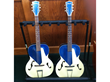 A pair of 1950's Silvertone Guitars