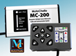 photo of MotoChello MC-200 motorcycle audio and communication system