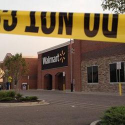 Police Shooting Walmart Beaver Creek Ohio