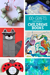 crafts inspired by children's books