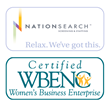 NationSearch.WBENC logo