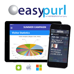 Introducing Easypurl Mobile App for Cross-Media Analytics (CrossTOUCH)
