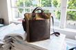 VertiGo 2.0 Laptop Bag—lifestyle shot