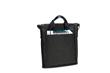 VertiGo 2.0 Laptop Bag—black ballistic nylon bag, back side
