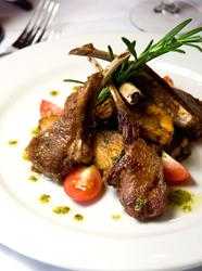 Gourmet Food, Business Class Travel Meal