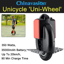 Electric Unicycle 'Uni-Wheel'