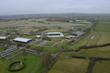 Aerial view of Westcott Venture Park