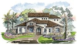 Sarasota New Model Home - The Ravenna