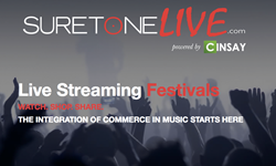 Music, concerts, live streaming, music feastivals, ecommerce, video