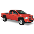 Bushwacker Pocket Style Fender Flares for Dodge Ram