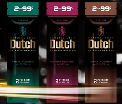 Gotham Cigars adds Dutch Masters Cigarillos to its selection of flavored cigars.