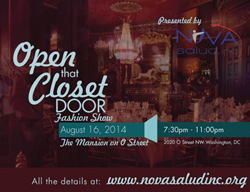 Open That Closet Door Fashion Show - Presented by NovaSalud Inc