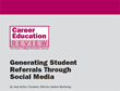 Effective Student Marketing Article Published in Career Education...