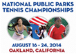 Oakland Gearing Up for National Public Parks Tennis Championships