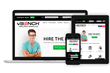 vBENCH, the Online Workplace for US-based Contractors, Launches a New...