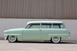 Rutledge Wood/Summit Racing 1953 Plymouth Suburban Wagon