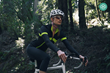 A modern take on women's cycling apparel