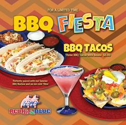 Red Hot & Blue BBQ Fiesta