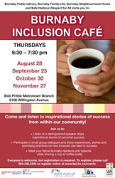 Burnaby Inclusion Cafe