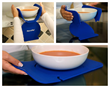 MycroMat, the newest silicone kitchen gadget that revolutionizes microwave cooking
