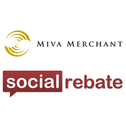 Miva Merchant & Social Rebate