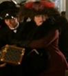 "ABRAX LORINI (""Spindly Porter"") KATHY BATES (""Unsinkable Molly Brown"") ""Titanic"" 1997"