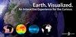 Earth. Visualized. App Debuts to Computer Graphics Community at SIGGRAPH 2014 Appy Hour