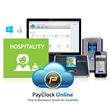Hospitality Industry Chooses Lathem's Cloud-based PayClock®...