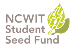 NCWIT Student Seed Fund logo