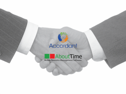 AboutTime Technologies Partners with Accordant Company