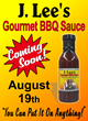 J. Lee's Gourmet BBQ Sauce Joins Forces with the Defense Commissary Agency (DeCA)