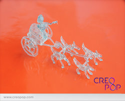 Chariot - Created with CreoPop