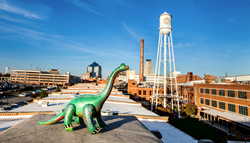Bronto at American Tobacco Campus