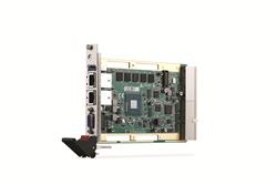 ADLINK's cPCI-3620 3U CompactPCI® processor blade