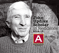 Updike Scholar in Residence named at Alvernia University