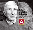 Son of John Updike Accepts Position in Father's Name at Alvernia...