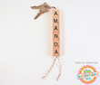 A Personalized DIY Keychain Has Been Released on Kids Activities Blog