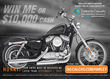 California Casualty's Harley Giveaway Shifts Into High Gear