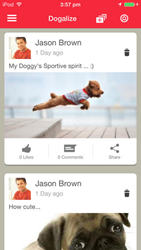 NewsWatch AppWatch - Dogalize