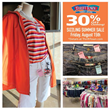 Save on Summer Fashion at Thrift Town's Sizzling Summer Sale