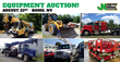 Large Public Auction, Rome, NY, August 23, 2014: Over 380 Items Such...
