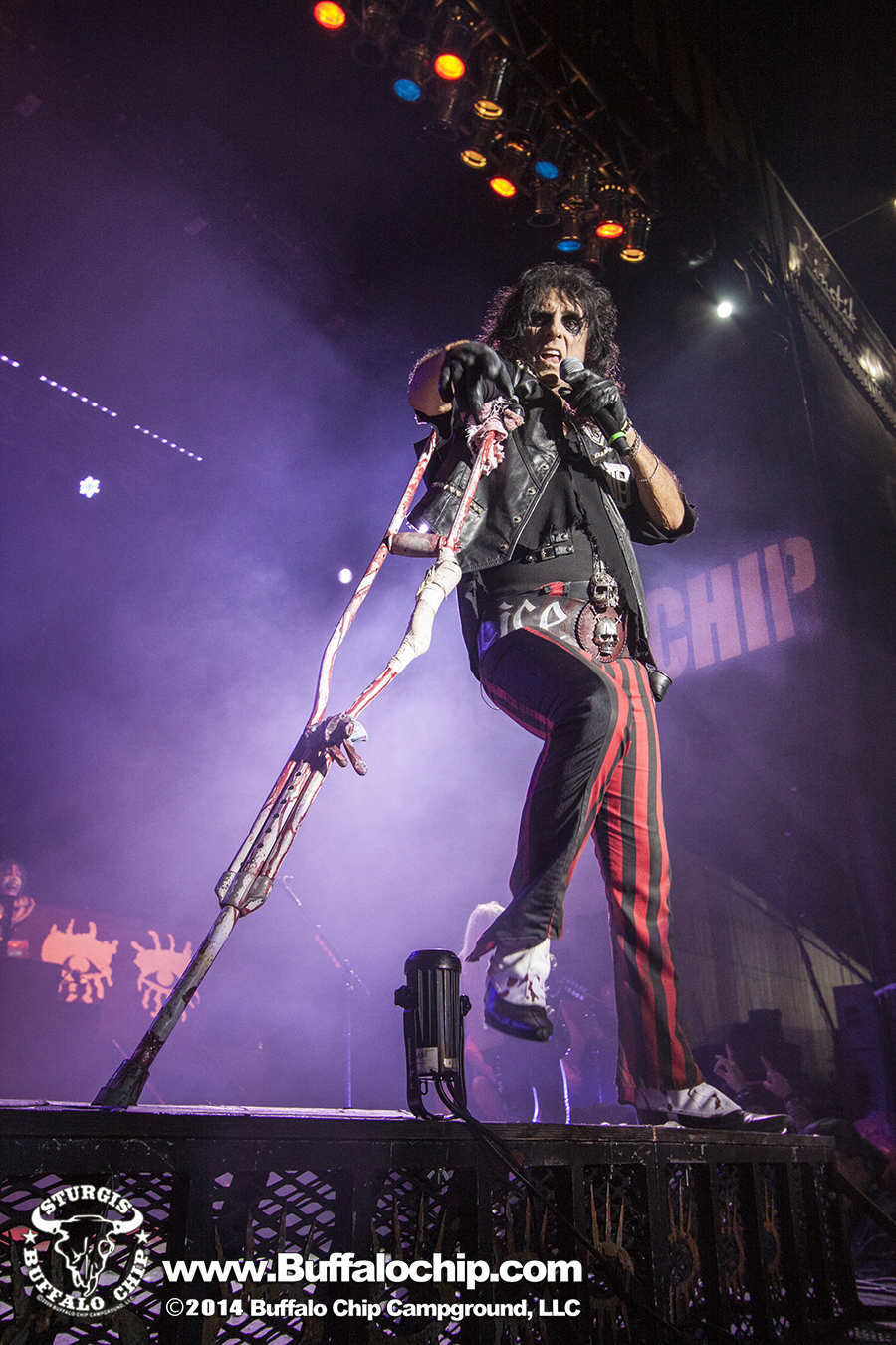 Alice Cooper Sm on number line up to 20
