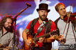 Country crossover stars, Zac Brown Band, added their name to the star-studded list of concerts which took place at the Sturgis Buffalo Chip last week.
