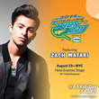 Zach Matari to Perform at the 2014 Arthur Ashe Kids Day